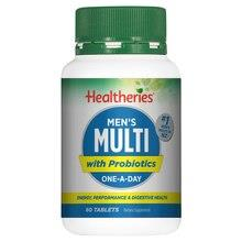 Healtheries Men's Multi – Energy & Performance 60 tablets
