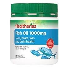 Healtheries Fish Oil 1000 200 capsules