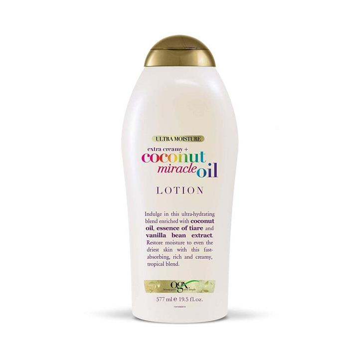 OGX Body Lotion Coconut Miracle Oil 577ml