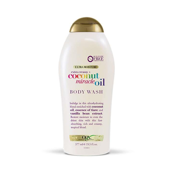 OGX Body Wash Coconut Miracle Oil 577ml