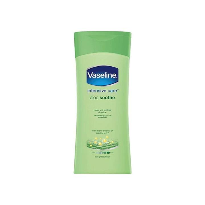 Vaseline Intensive Care Body Lotion Aloe Soothe 200ml