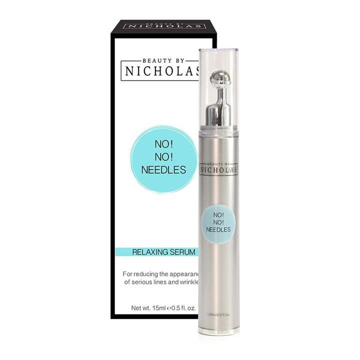 Beauty By Nicholas No! No! Needles Relaxing Serum 15ml