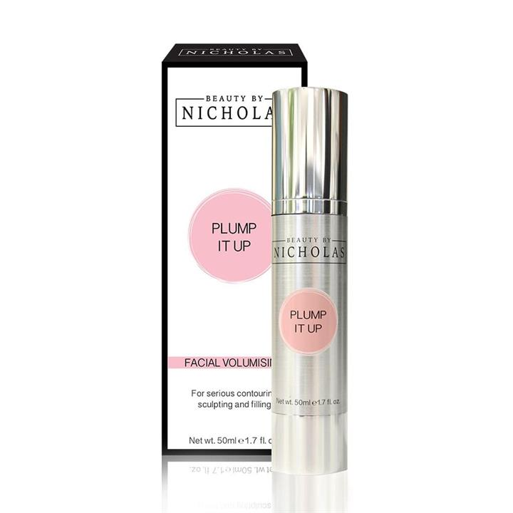 Beauty By Nicholas Plump It Up Facial Volumising 50ml