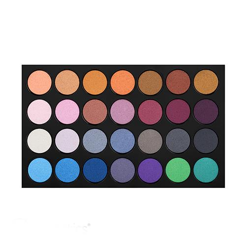 BH Cosmetics Foil Eyes 2 – 28 Color Eyeshadow Palette