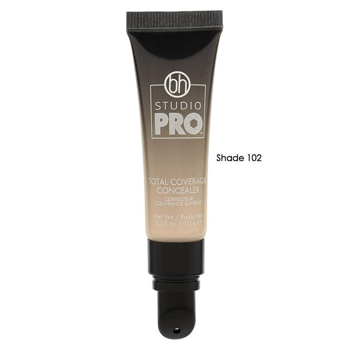 BH Cosmetics Studio Pro Total Coverage Concealer 102 10g