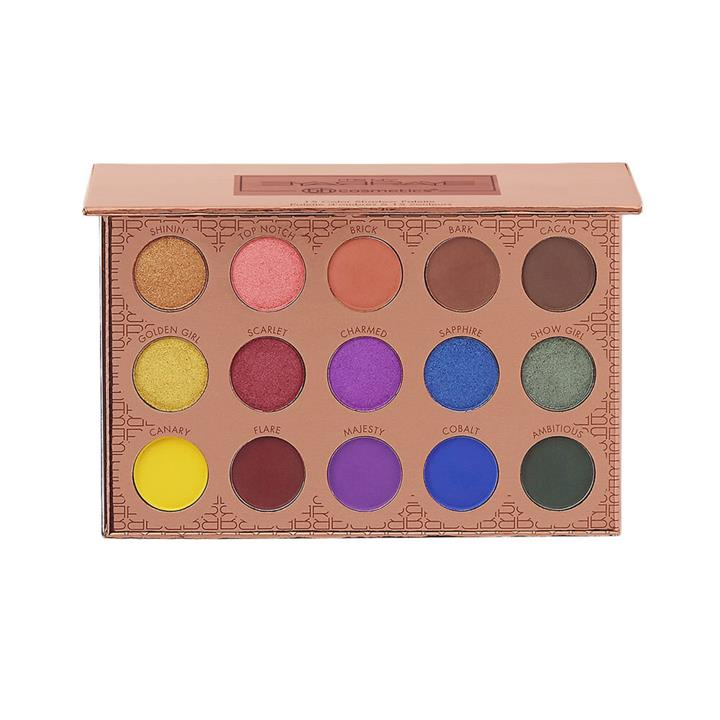 BH Cosmetics Its My RayRaye 15 Color Shadow Palette