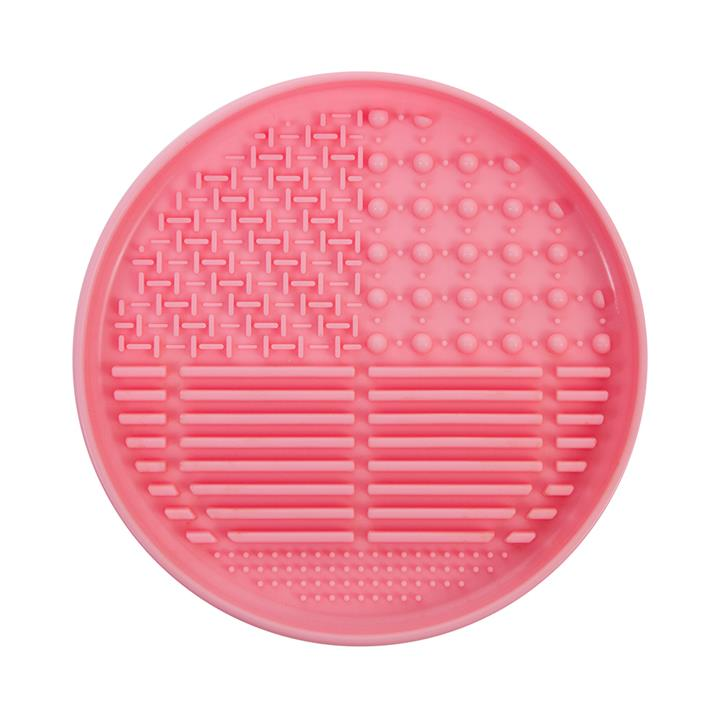 J.Cat Beauty Silicone Makeup Brush Cleaner Pink