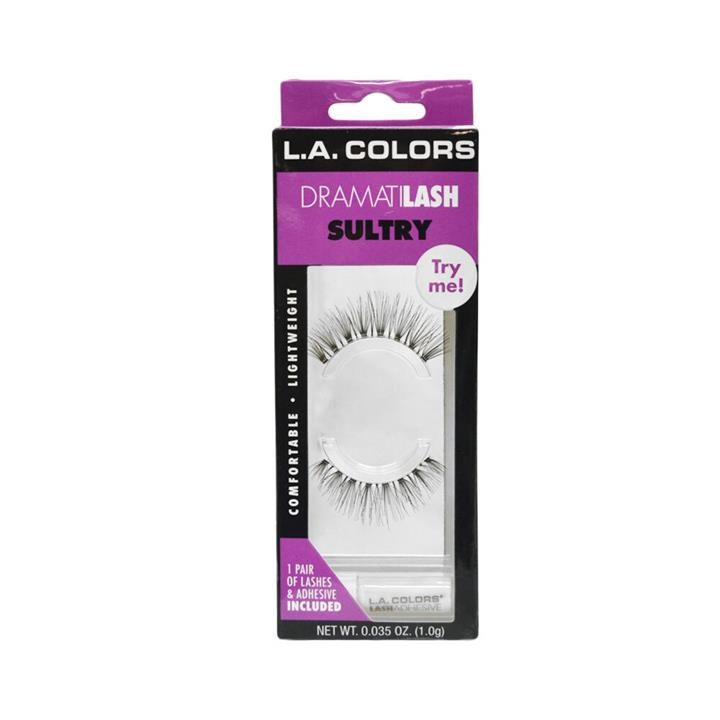 LA Colors Dramatilash Eyelashes Sultry
