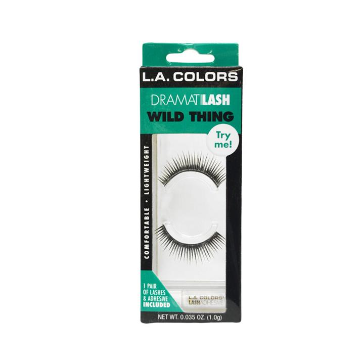 LA Colors Dramatilash Eyelashes Wild Thing
