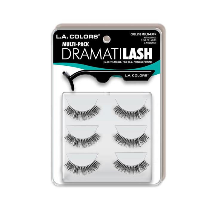 LA Colors Dramatilash Multi Pack