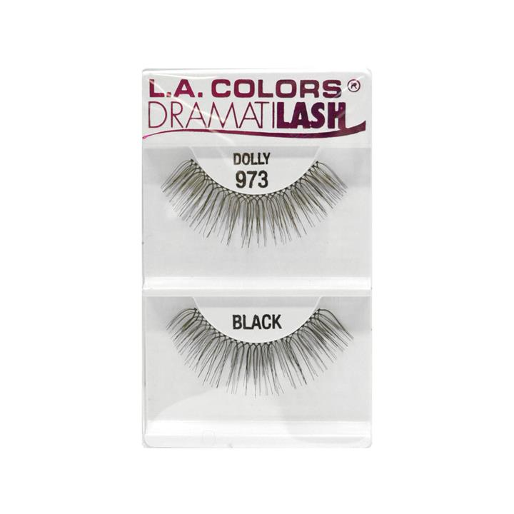 LA Colors Dramatilash Eyelashes 973 Dolly