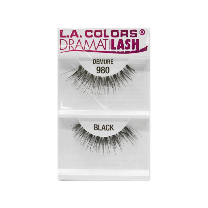 LA Colors Dramatilash Eyelashes 980 Demure