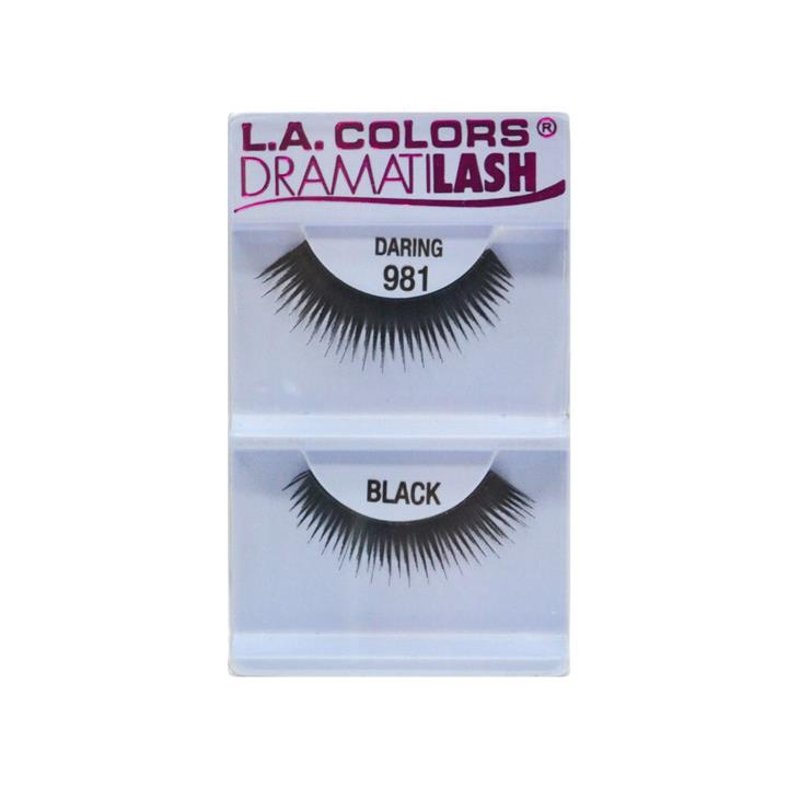 LA Colors Dramatilash Eyelashes 981 Daring