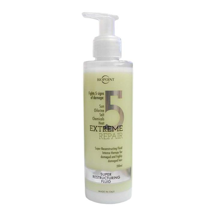 Biopoint Super Restructuring Fluid Extreme Repair 200ml