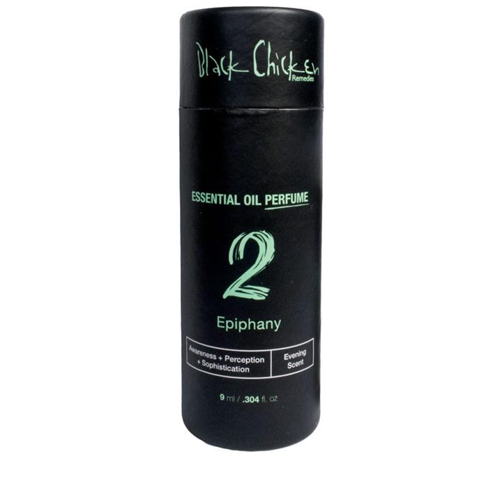 Black Chicken Remedies Essential Oil Perfume #2 Epiphany 9ml