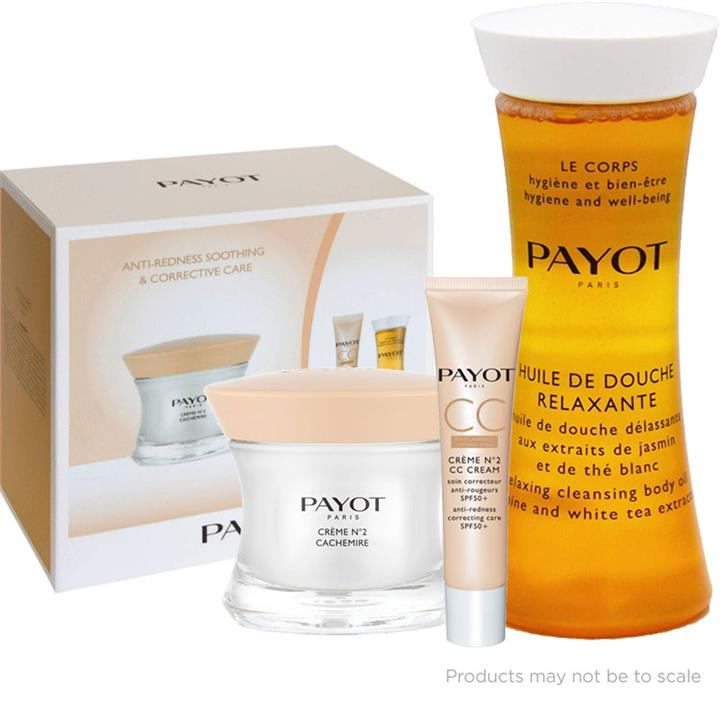 Payot Anti-Redness Soothing & Corrective Care Kit
