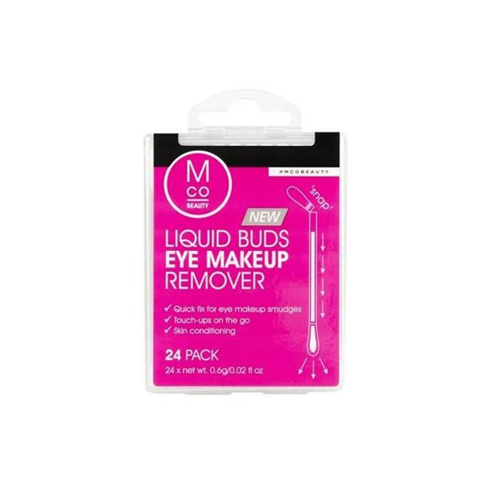 ModelCo Liquid Buds Eye Makeup Remover 24pk
