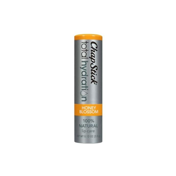 Chapstick Total Hydration Non Tinted Lip Care Honey Blossom 3.5g