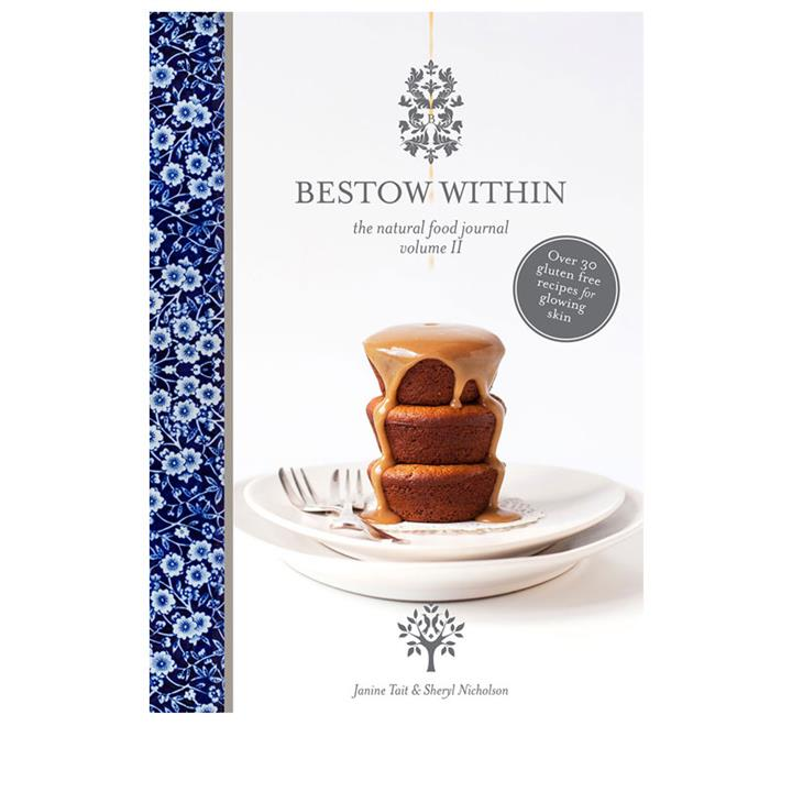 Bestow Cook Journal - Bestow Within II