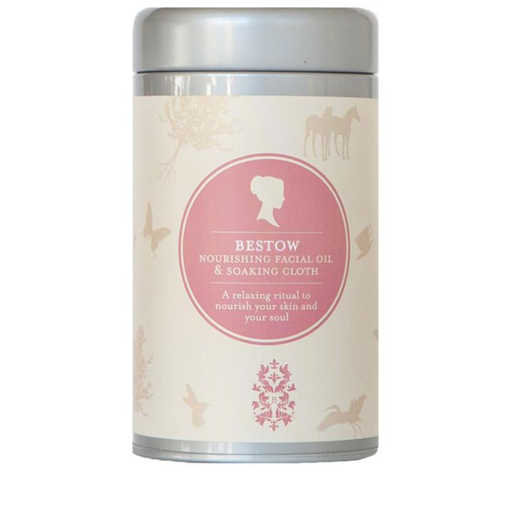 Bestow Nourishing Facial Oil and Soaking Cloth