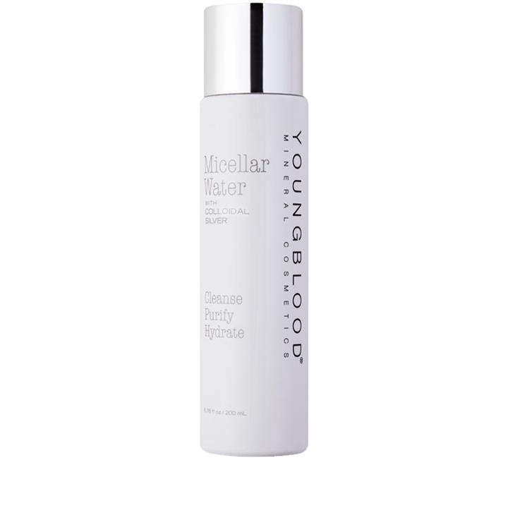 Youngblood Micellar Water with Colloidal Silver 200ml