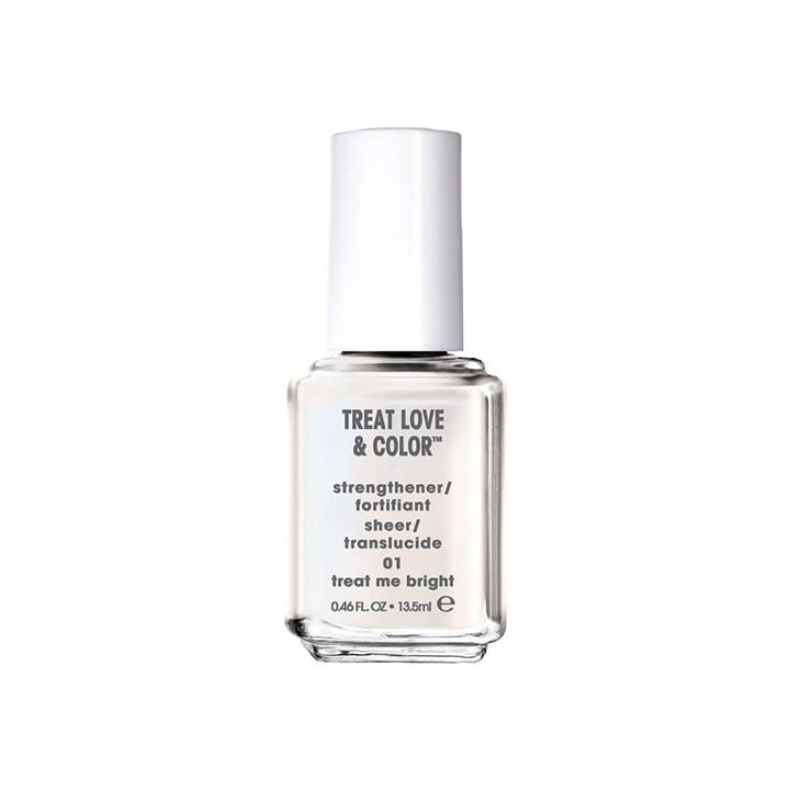 Essie Nail Strengthener Treat Love & Color 01 Treat Me Bright Sheer 13.5ml