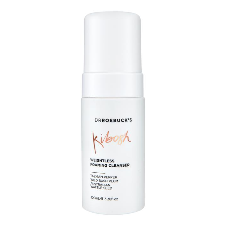 Dr. Roebucks Kibosh Weightless Foaming Cleanser 100ml