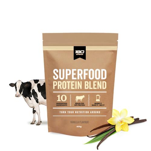 Superfood Protein Blend - Whey