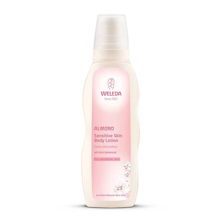 Weleda Almond Sensitive Skin Body Lotion 200ml