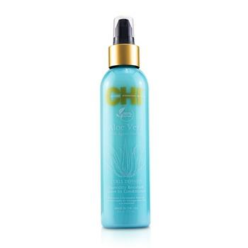 CHI Aloe Vera with Agave Nectar Curls Defined Humidity Resistant Leave-In Conditioner 177ml/6oz Hair Care