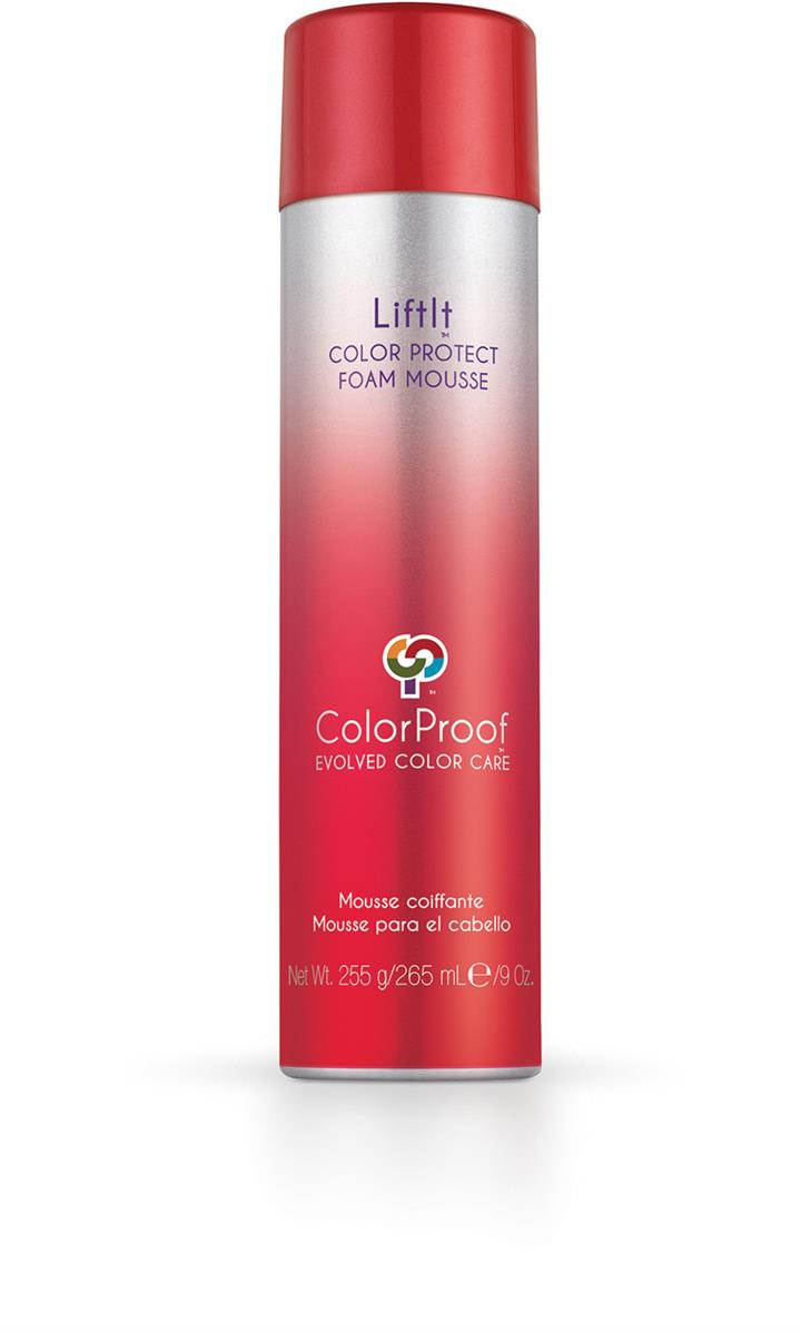 ColorProof LiftIt Color Protect Foam Mousse 265ml