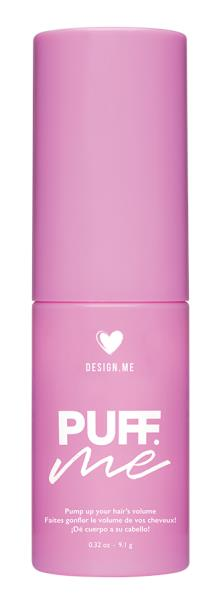 Design.Me PUFF.ME Volumizing powder in a pump 9g