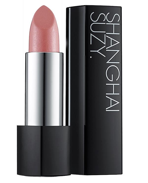 Shanghai Suzy Satin Luxe Lipstick - Miss Leah Baby Cocoa 4g