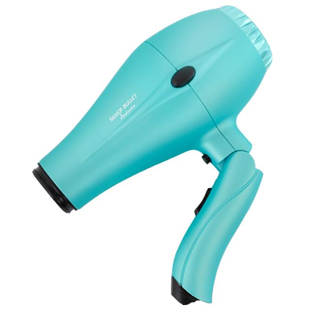 Silver Bullet Andiamo Professional Large Travel Dryer Teal