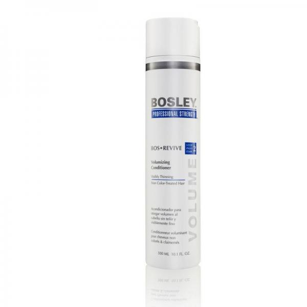 Bosley BosRevive Conditioner for Non Color Treated Hair 300ml (Blue)