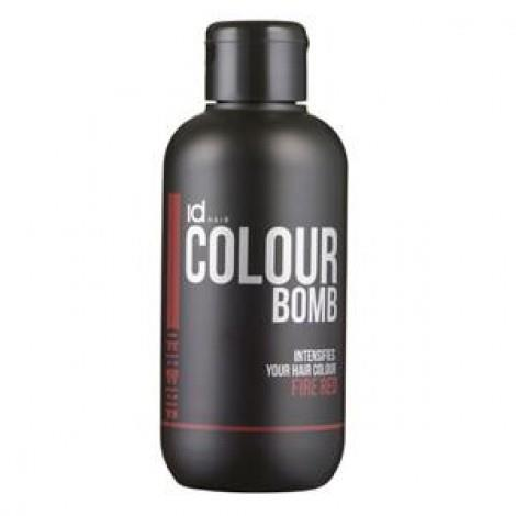 IdHAIR Colour Bomb Fire Red 250ml