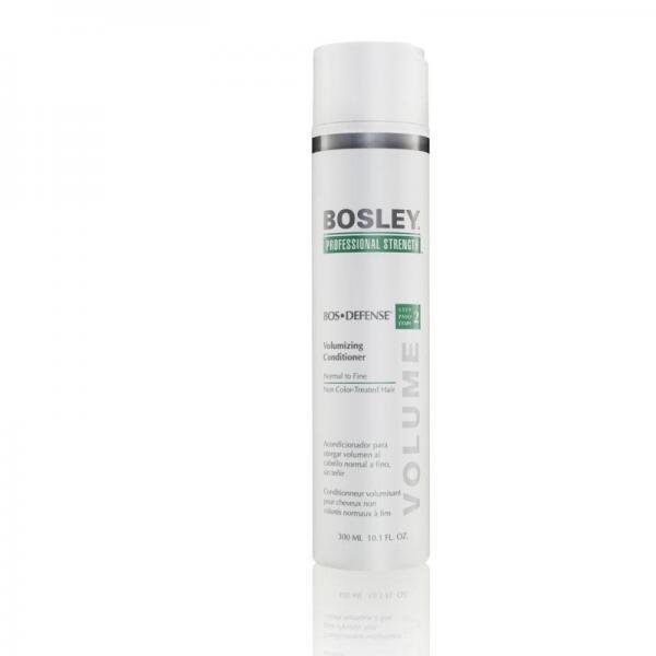 Bosley Defense Conditioner for Non Color-Treated Hair 300ml (Green)