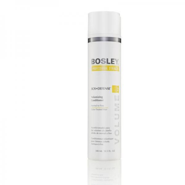 Bosley Defense Conditioner for Color-Treated Hair 300ml (Yellow)