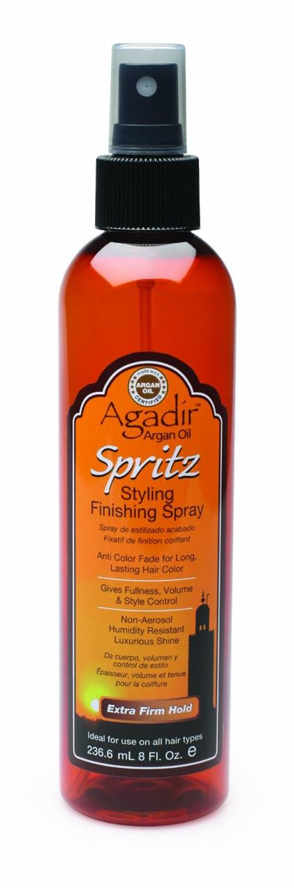 Agadir Argan Oil Spritz Styling Finishing Spray 236ml
