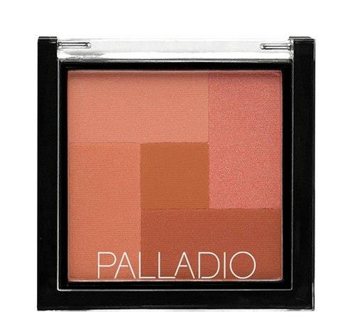 Palladio 2-in-1 Mosaic Powder Desert Rose