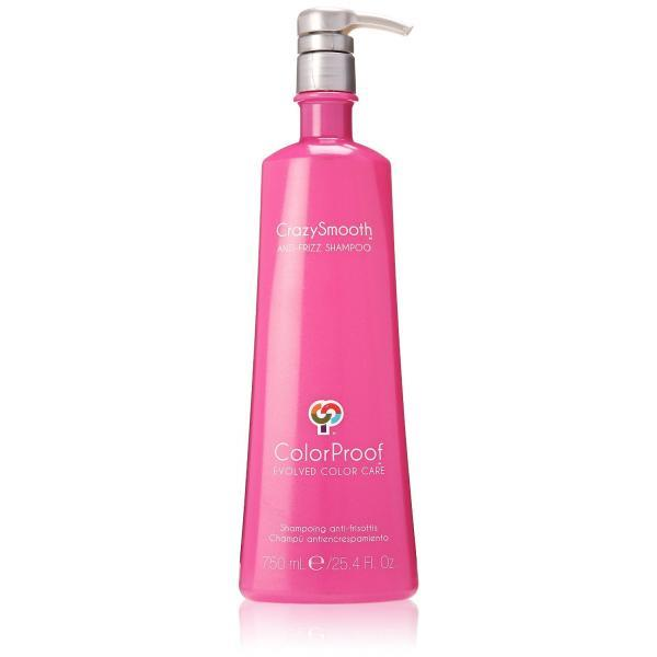 ColorProof CrazySmooth Anti-Frizz Shampoo 750ml