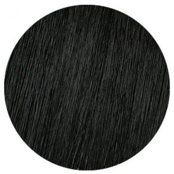 Showpony Clip-In Human Remy Hair Extensions 20 Inch Black