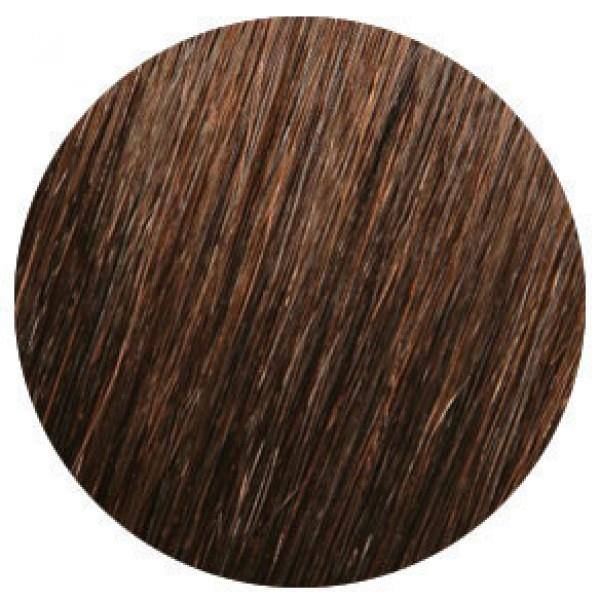 Showpony Clip-In Human Remy Hair Extensions 20 Inch Brown