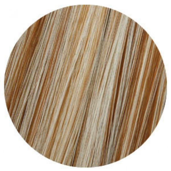 Showpony Clip-In Human Remy Hair Extensions 20 Inch Honey Blonde
