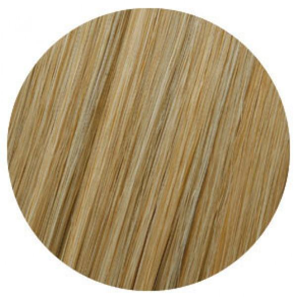 Showpony Clip-In Human Remy Hair Extensions 20 Inch Swedish Blonde