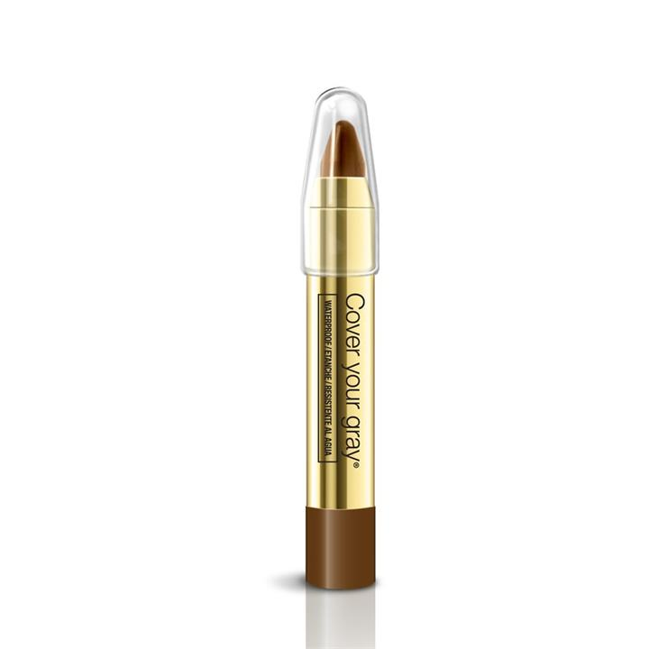 Cover Your Gray Hair Color Touch-Up Waterproof Pencil Dark Brown
