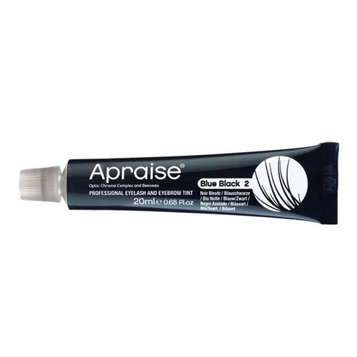 Apraise Eyelash and Eyebrow Tint Blue Black