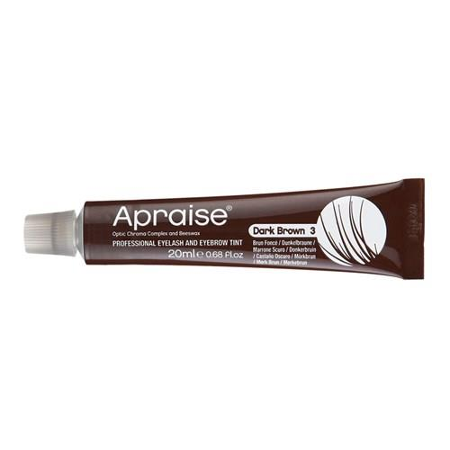 Apraise Eyelash and Eyebrow Tint Dark Brown