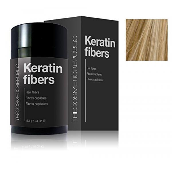 The Cosmetic Republic Keratin Hair Fibers 12.5g Dark Blonde