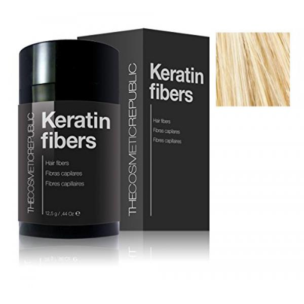 The Cosmetic Republic Keratin Hair Fibers 12.5g Medium Blonde